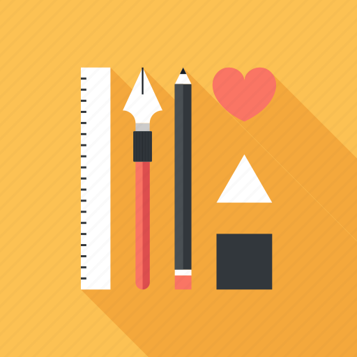 art, design, development, instrument, job, tools, work icon