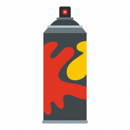 bottle, chemical, colored spray, household, liquid, plastic, trigger icon