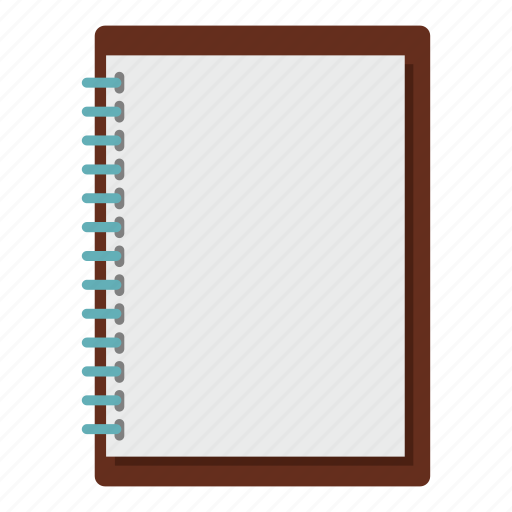 book, bookstore, colour, diary, document, education, sketchbook icon