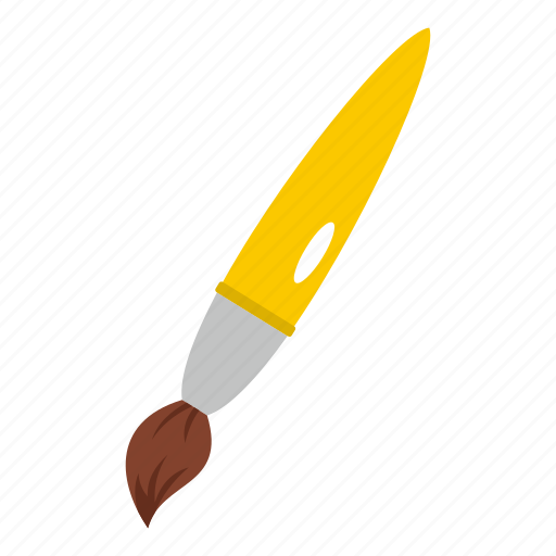artist  decoration  drawing  drawing brush  interior  paint  tool icon. Artist  decoration  drawing  drawing brush  interior  paint  tool