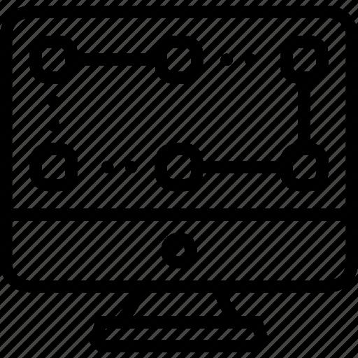 art, computer, design, graphic, grid, layout icon