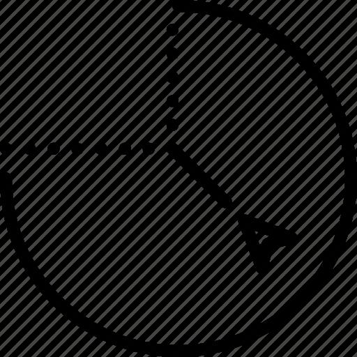 art, circle, design, draw, graphic, tool icon