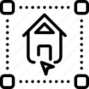 art, artwork, design, graphic, grid icon