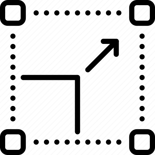 content, edit, editor, grid, shape icon
