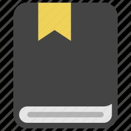 book, bookmark, code, design, development, manual icon