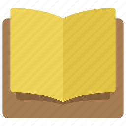book, design, education, learn, manual, read, school icon