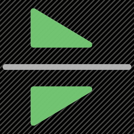 design, development, flip, vertical icon
