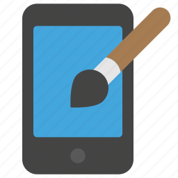 android, app, design, development, ios, mobile icon