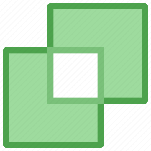 design, development, exclude, pathfinder, shape icon