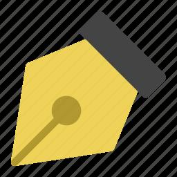 design, development, education, pen, school, tool, write icon