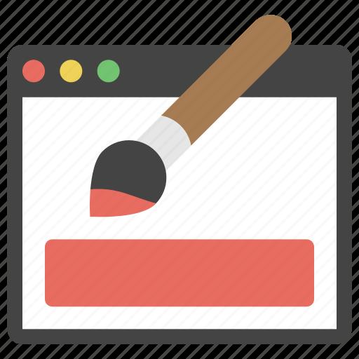 browser, design, development, website icon
