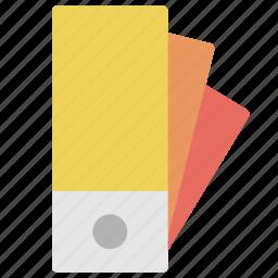 color, design, development, palette, pantone icon