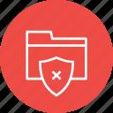 documents, secure, optimization, seo, folder, holder, shield