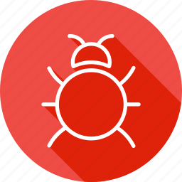 bug, fixing, insect, repair, seo, virus, web icon