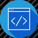 coding, custom, online, portal, seo, service, website