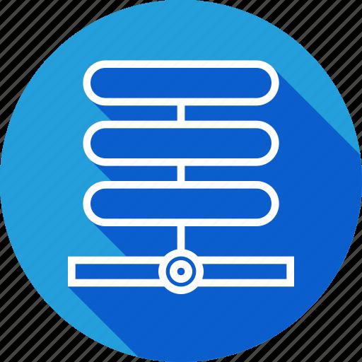 cloud, hosting, server, service, services, web, website icon