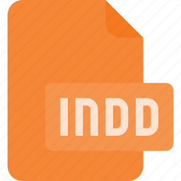 design, extension, file, indd, indesign, page, type icon