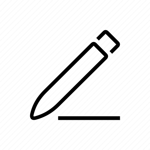 design, line, pencil, sketch, write icon
