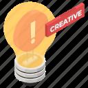 best idea, creative solution, idea, idea innovation, innovative icon