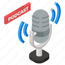 input device, media, mic, microphone, output device, podcast, singing icon