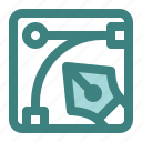 logo design, modern, vector, digital, creative, art
