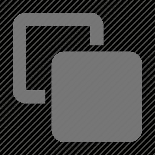 boxes, squares icon