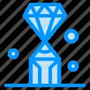 diamond, gems, jewel, pen, value icon