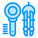 compass, design, geometry, search, tool icon