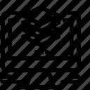 computer, design, duplicate, file, layers icon