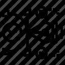 art, digital, editable, file, vector icon