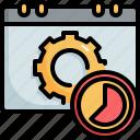 timer, business, clock, management, calendar, schedule, time