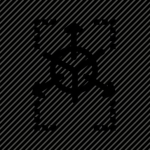 chart, database, grid, prototype icon