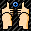 deal, partner, human, hand, team