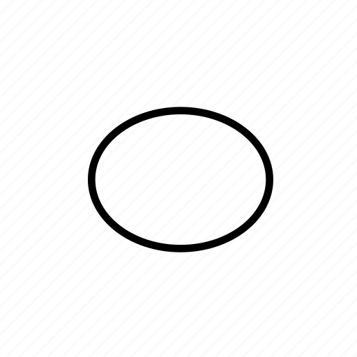 design tool, ellipse, ellipse tool, shape, shape tool, tool icon