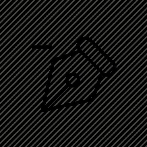 design tool, pen, pen remove, pen tool, pen tool remove, remove, tool icon