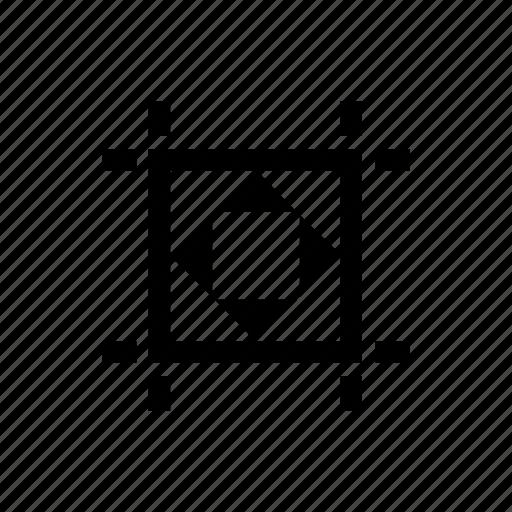 align, align artboard, artboard, design tool, layout icon