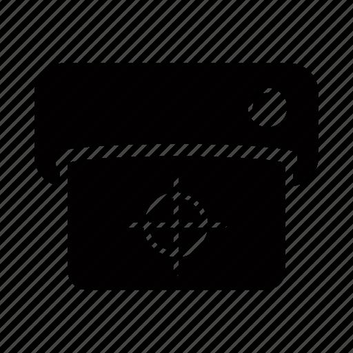 design, graphic, print, target, tools icon