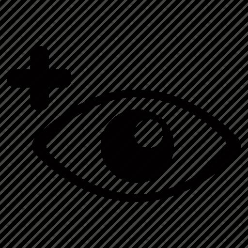 correction, design, eye, graphic, tools icon