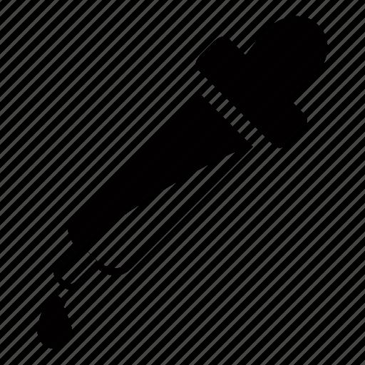 design, eyedropper, graphic, tools icon