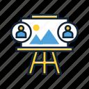 collaborative, collaborative design, cooperative design, design icon