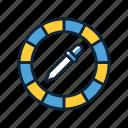 color, color cdropper, quick dropper, quick select, quick selection, wheel icon