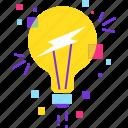 bulb, creative, brainstorming, idea, designing