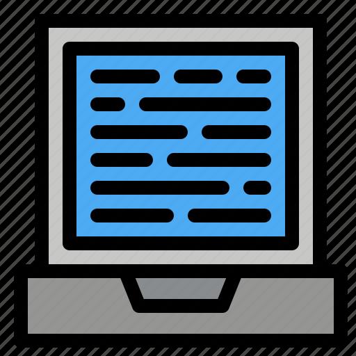 Computer, design, laptop icon - Download on Iconfinder