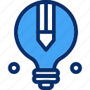 bulb, designing, electricity, light