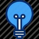 bulb, designing, light