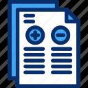 designing, document, file, report