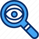 designing, find, magnifier, search, zoom