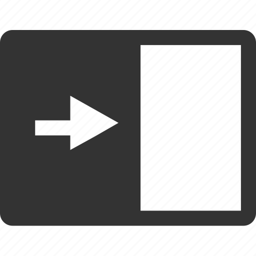 next, next screen, next slide, slide, swipe icon