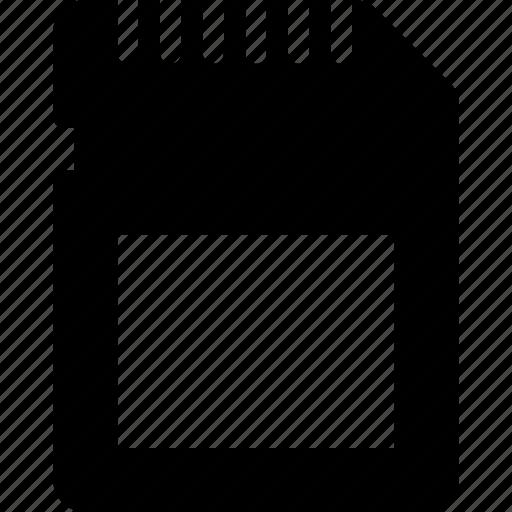 card, chip, sandisk, sd, storage icon