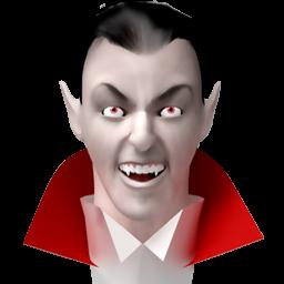 Avatar, awful, bat, blood, businessman, cut, dead icon - Free download